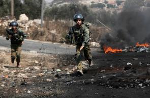 اصابات في مواجهات مع الاحتلال بكفرقدوم بمحافظة قلقيلية