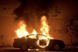 الاحتلال يعتقل مقدسيين بزعم احراق سيارة للجيش