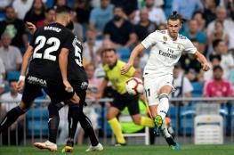ريال مدريد يقسو على ليغانيس برباعية في الليغا