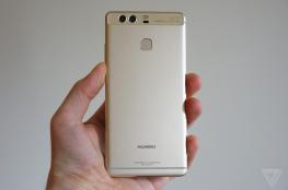 هاتف هواوي الجديد يحمل ميزات هاتف آيفون x