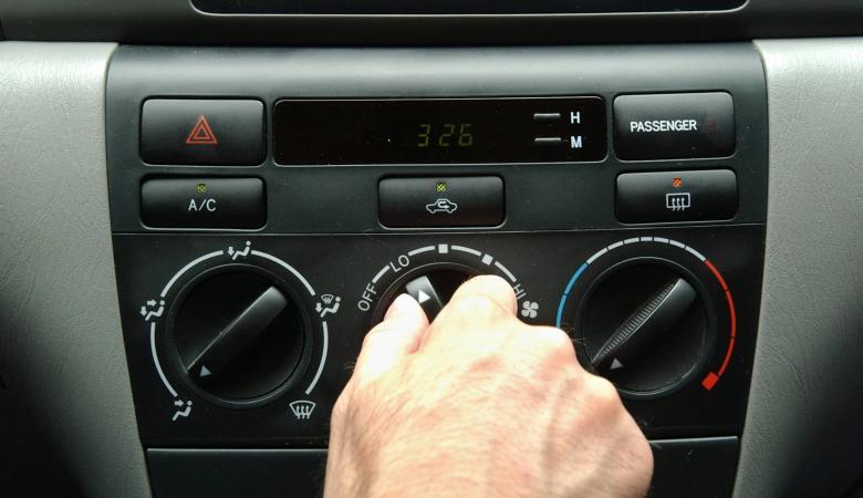 احذر من مكيف السيارة في الأيام الشديدة الحرارة