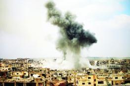 التحالف الدولي يقتل 25 مدنياً سورياً في دير الزور