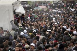 ارتفاع اعداد شهداء مسيرات العودة في غزة (احصائية )