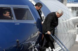 الرئيس يصل نيويورك للمشاركة في جلسة استثنائية لمجلس الامن