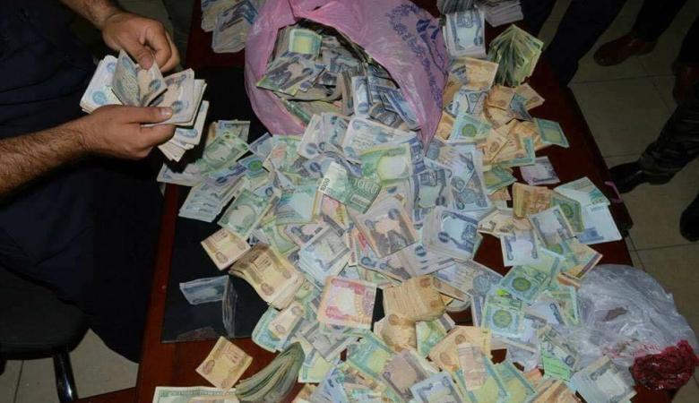 بالصور: العثور على إمرأة لبنانية متسولة بحوزتها مليون دولار