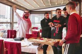 شاهد ..مليونير عربي يشتري مطعم بوراك التركي بالقوة