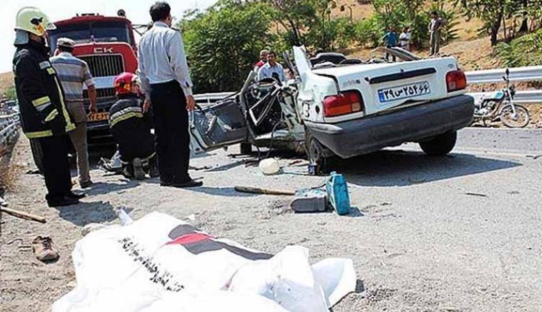 مصرع 28 شخصا وإصابة 21 آخرين في حادث سير بجنوب شرق إيران