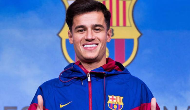 """فرحة عشاق برشلونة  لم تكتمل ...خبر غير سار لمن يريدون رؤية """" كوتينيو """" على أرض الملعب"""
