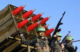 حماس : نستطيع قصف كبرى المدن الاسرائيلية لأشهر