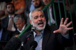 """حماس تتحدث عن انجاز كبير في ملف """"كسر الحصار"""" عن غزة"""