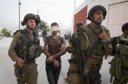 اسرائيل اعتقلت 400 مواطن خلال الشهر الماضي