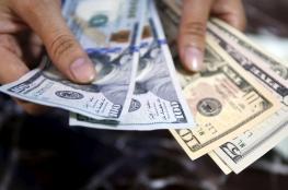 الدولار يهبط الى أقل سعر له مقابل الشيقل في اسبوعين ونصف