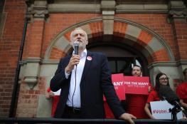 اسرائيل : زعيم حزب العمال في بريطانيا يدعم الفلسطينيين