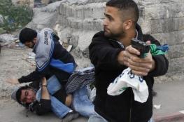 مستعربون بلباس عمال بناء اقتحموا البلدة القديمة بنابلس واعتقلوا ناشطا من حركة فتح