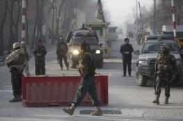 """70 شخصا بين قتيل وجريح في هجمات انتحارية غرب العاصمة الافغانية """"كابول """""""