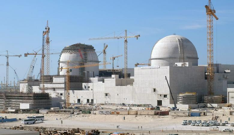 بقيمة 20 مليار دولار ....الامارات تستعد لتشغيل أكبر محطة نووية في العالم خلال هذا العام