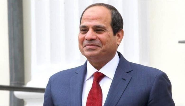 """السيسي عن ازمة كورونا : """"مصر كده عشان هي كده"""""""