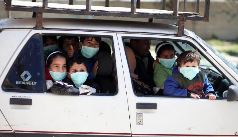 """""""اسرائيل """" : مساعدات لمكافحة كورونا مقابل الجنود الأسرى في غزة"""