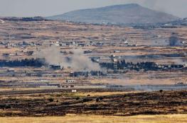المعارضة السورية تنفي الاستسلام قرب الحدود مع فلسطين المحتلة
