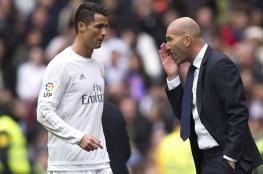 مدرب ريال مديد يكشف : هكذا سيعود رونالدو للتهديف