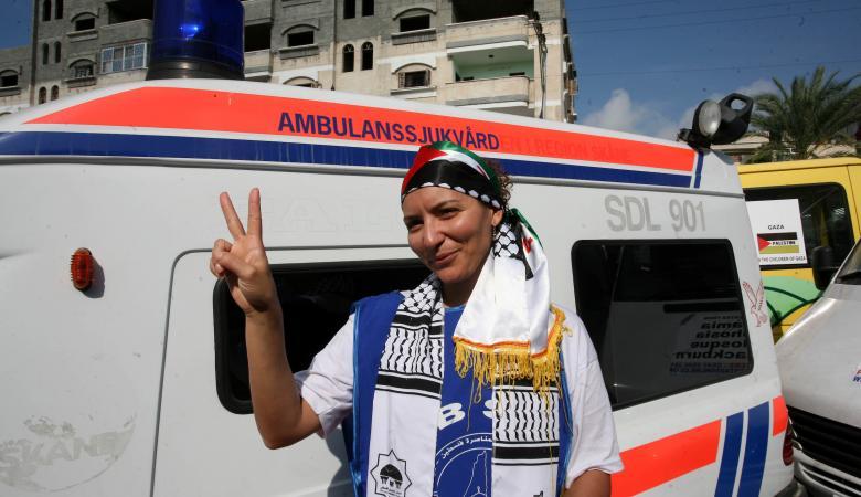 قافلة مساعدات جديدة تصل غزة الأسبوع المقبل