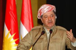 رئيس إقليم كردستان يعلن موعد ترك منصبه الذي استمر فيه 12 عاماً