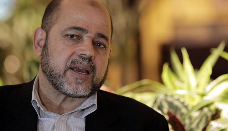 أبو مرزوق: مشروع الضم الاسرائيلي يُواجه بالمقاومة