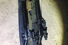 """الاحتلال يعتقل """" 6 """" مواطنين من الضفة ويصادر سلاح في الخليل"""