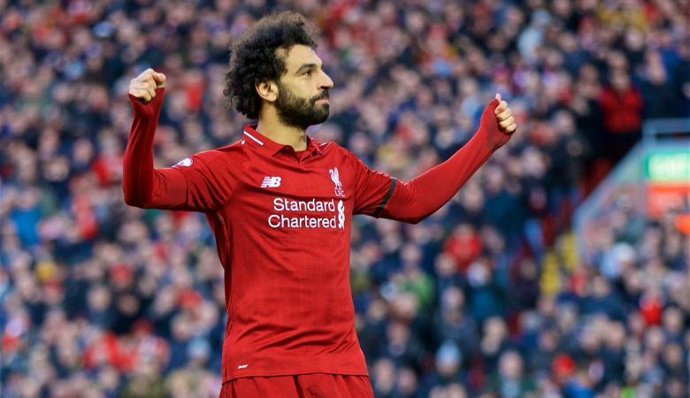 محمد صلاح يعود للتسجيل ويمنح ليفربول صدارة الدوري الانجليزي