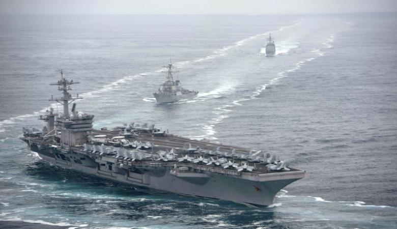 فيروس كورونا يضرب عشرات الجنود على حاملتي طائرات أميركيتين