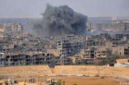 النظام السوري يستعيد السيطرة الكاملة  على مدينة دير الزور