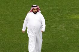 تركي آل الشيخ بصدد إلغاء البطولة العربية للأندية