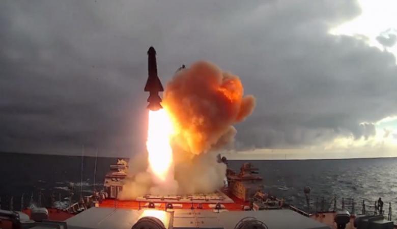 روسيا تكشف عن صاروخ جديد مرعب ..شاهد