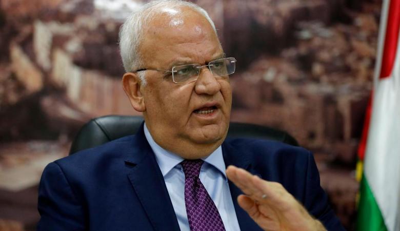 عريقات يؤكد : القدس وفلسطين  ليستا للبيع ولن تكونا على الاطلاق