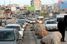 قريباً .. حل جذري للأزمات المرورية الخانقة في رام الله ونابلس والخليل