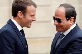 ماكرون من القاهرة : حقوق الانسان في مصر أسوء مما كانت عليه في عهد مبارك