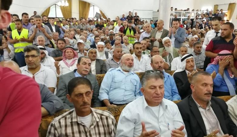 500 الف دينار اردني دية دم الطفل النتشة الذي قتل قبل أيام في الخليل