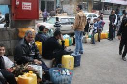 الشرطة بغزة تؤكد اتخاذها اجراءات بحق المحطات التي تحتكر الوقود
