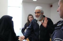 """الاحتلال يضيف بنود جديدة في لوائح الاتهام بحق الشيخ """"صلاح """""""