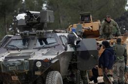 الجيش التركي يعلن سيطرته على مدينة الباب شمالي سوريا