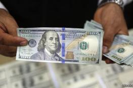 الدولار ينهار أمام الشيكل