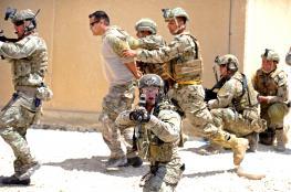"""""""الأسد المتأهب"""" ..تدريبات امريكية اردنية لمواجهة الأرهاب"""