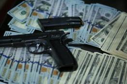 المباحث تقبض على شاب قام بسرقة مبلغ مالي كبير من والده