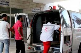 دير البلح : وفاة طفل في حادث سير