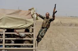 الجيش العراقي يطلق المرحلة الثانية من تحرير كركوك