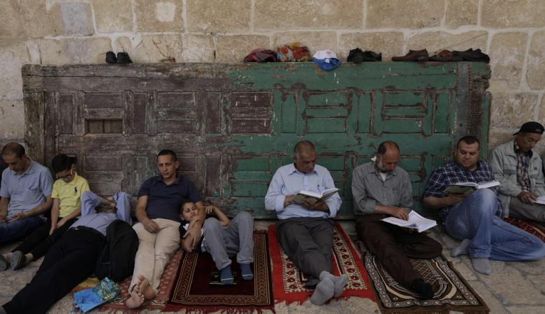 أجواء حارة في أول أيام شهر رمضان المبارك