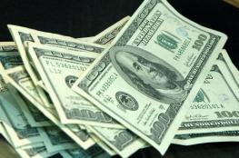 الدولار ينخفض من جديد امام الشيقل