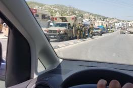 مصرع مواطن من بيرزيت في حادث دهس بحوارة