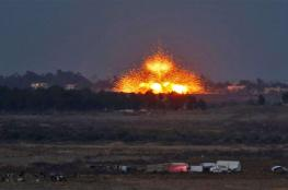 "روسيا تحذر ""اسرائيل "" من استمرار قصف سوريا"