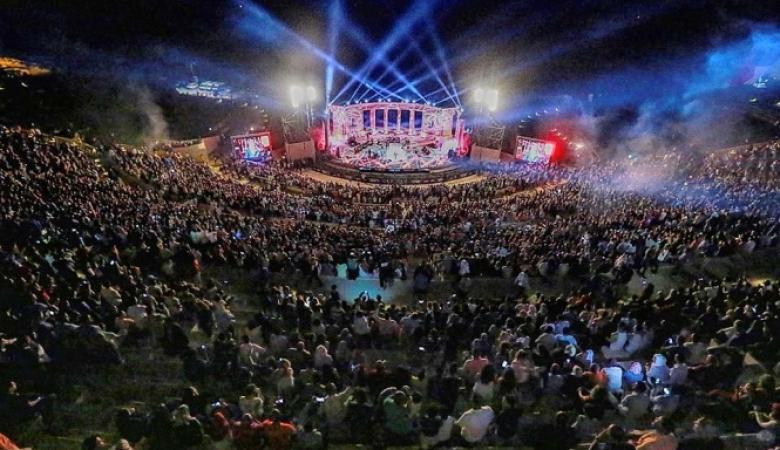 """المنظمون في روابي مستمرون في الاستعدادات لاقامة حفل """"عمر العبدلات """""""
